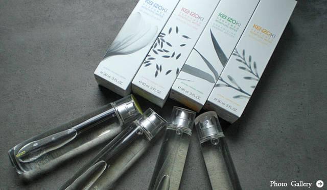 連載・SAKURA|2010.09|第5回 すてきな香りに囲まれて