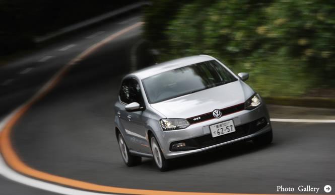 試乗|Volkswagen POLO GTI