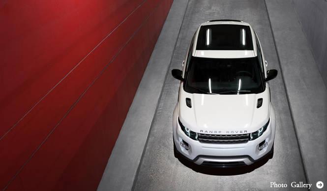 Range Rover|レンジローバー 新型レンジローバー イヴォーク発表