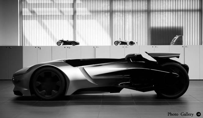 Peugeot プジョー EX1 いよいよ公開