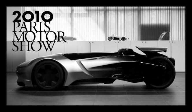 2010 PARIS MOTOR SHOW