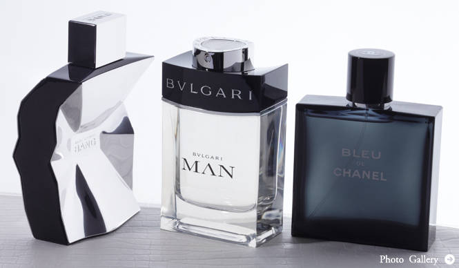 フレグランス特集|2010年秋の新作カタログ Men