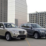BMW|ビー・エム・ダブリュー X3 発表