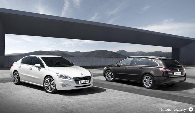 Peugeot|プジョー 新型508 発表