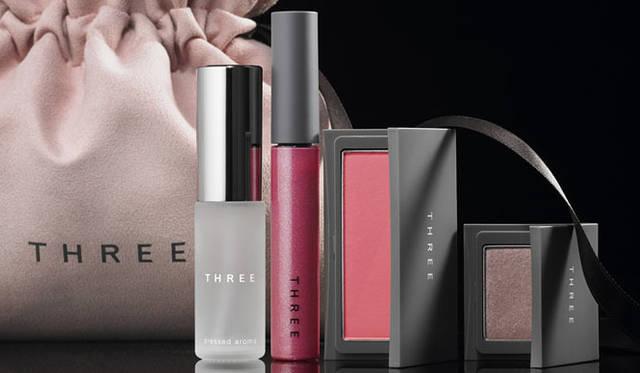 THREE|限定新色に注目「THREE ホリデー コレクション 2010」