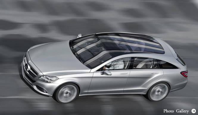 Mercedes-Benz  CLS Shooting Break|メルセデス・ベンツ CLS シューティング ブレイク