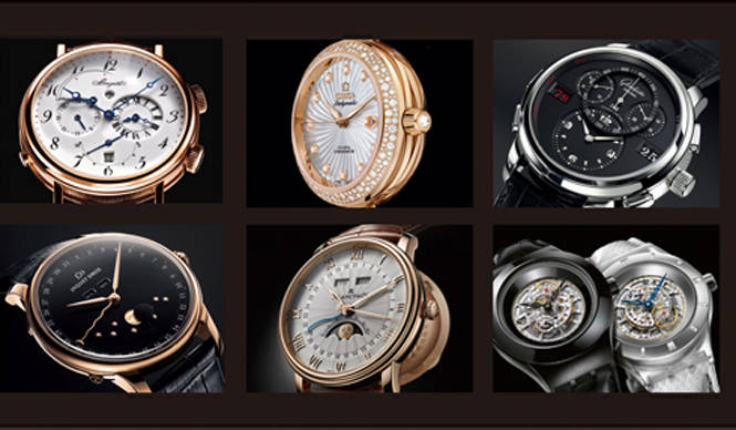 ニコラス・G・ハイエック センター 「Precious Watch Collection」開催