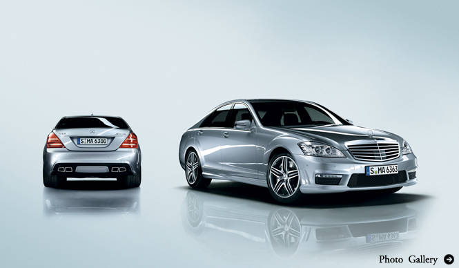 Mercedes-Benz S-Class HYBRID|メルセデス・ベンツ Sクラス ハイブリッド 仕様追加