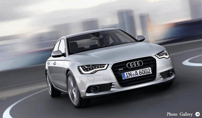 Audi A6|アウディ A6 新型発表!