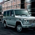 Mercedes-Benz G-Class|メルセデス・ベンツ Gクラス 一部変更