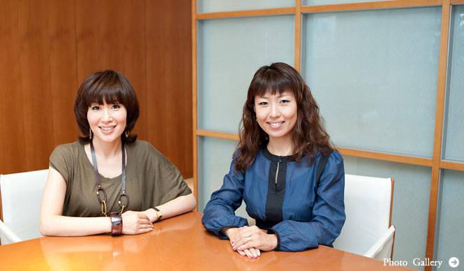 パナソニック 大田馨子×小林ひろ美 スチームパワーで、24時間、いつでも美容(後編)