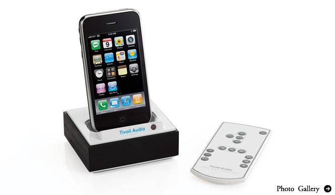 Tivoli Audio|iPod / iPhone専用ドック「The Connector」