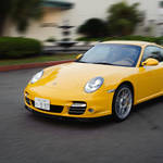 PORSCHE 911 turbo S|ポルシェ 911 ターボ S 試乗