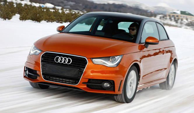 Audi A1 quattro アウディ A1 クワトロ