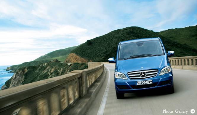 Mercedes-Benz V-Class|メルセデス・ベンツ Vクラス 新型を発売