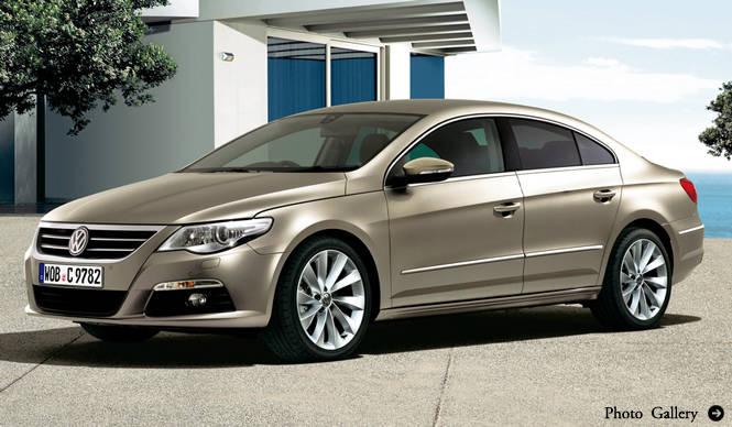 Volkswagen Passat CC|フォルクスワーゲン パサート CC 一部改良