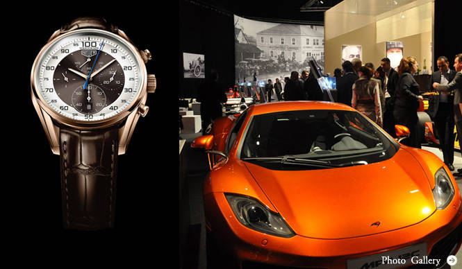 """TAG Heuer