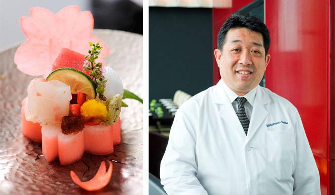 EAT コンラッド東京 新料理長就任&春のスペシャルメニュー