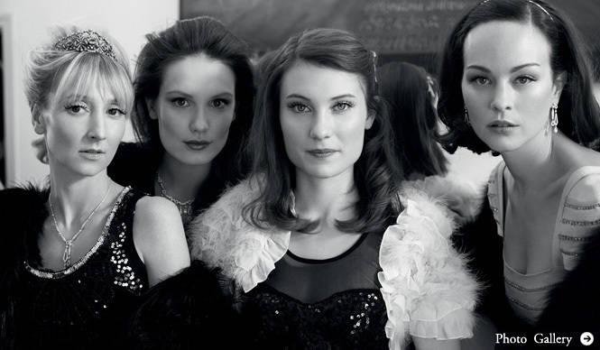 CHAUMET|フランス映画界の新星をサポート! 「リベレーションズ2011」プロジェクト