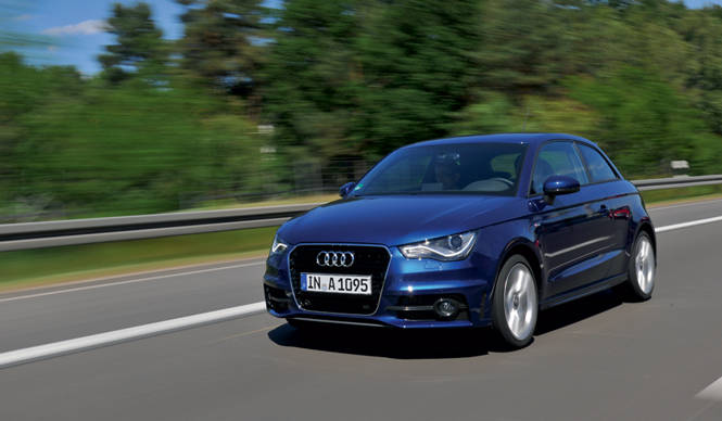Audi|アウディ 2011年1月の登録台数を発表