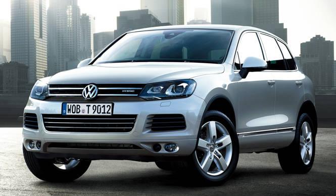 Volkswagen Touareg|フォルクスワーゲン トゥアレグ 展示会イベントを開催