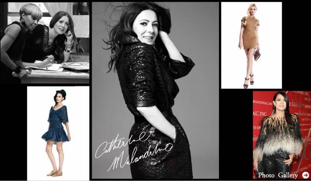 CATHERINE MALANDRINO|キャサリン・マランドリーノのNEW YORK通信 vol.01