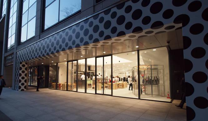 COMME des GARÇONS|コム デ ギャルソン|丸の内店、2店舗同時オープン!