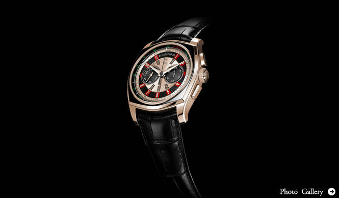 Roger Dubuis|ロジェ・デュブイ 2011年S.I.H.H.速報!