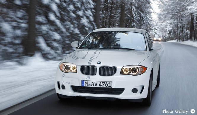 BMW ActiveE|ビー・エム・ダブリュー アクティブEジュネーブにて公開