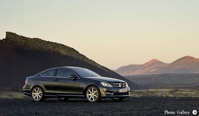 Mercedes-Benz C-Class Coupe|メルセデス・ベンツ Cクラス クーペ 新型モデル発表