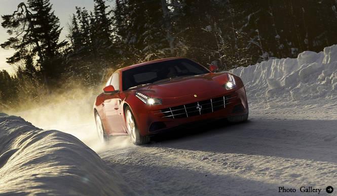 Ferrari Four(FF)|フェラーリ フォー(FF)