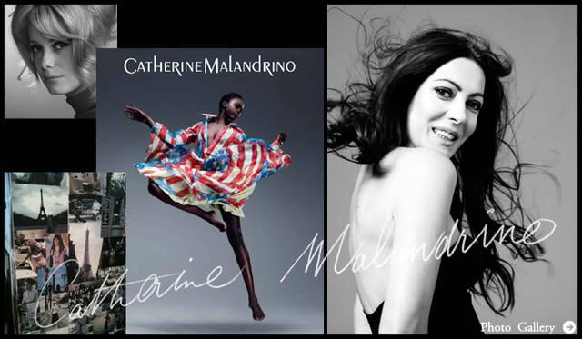 CATHERINE MALANDRINO|キャサリン・マランドリーノのNEW YORK通信 vol.02
