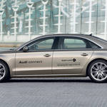 Audi A8|アウディ A8 モバイルシステム導入のプロトタイプ