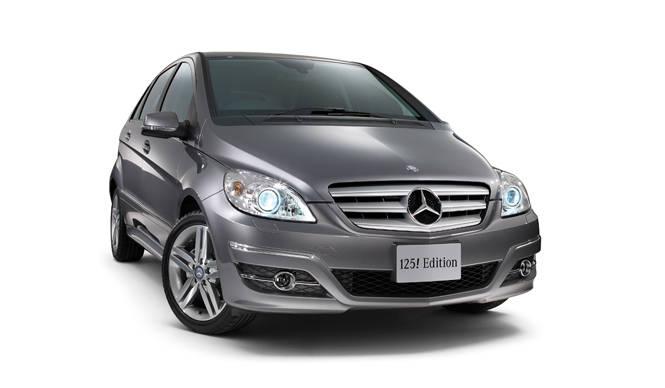 Mercedes-Benz B 180 125! Edition|メルセデス・ベンツ B180 125! エディション