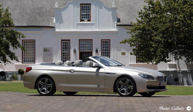 BMW 6Series Cabriolet|ビー・エム・ダブリュー 6シリーズ カブリオレ 国内予約受付開始!