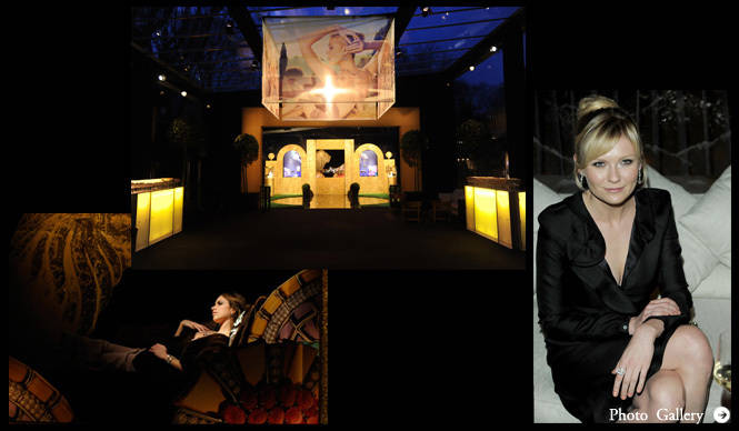 BVLGARI|キルティン・ダンストが香水「モン ジャスミンノワール」の顔に!