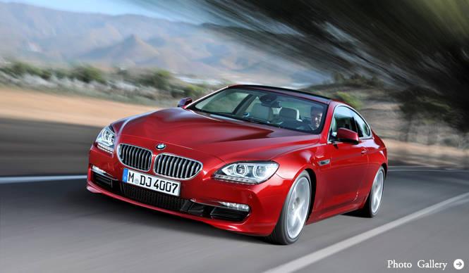 BMW 6-Series Coupe ビー・エム・ダブリュー 6シリーズ クーペ 新型が上海でデビュー