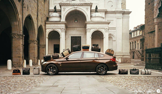 BMW 5-Series Gran Turismo Trussardi ビー・エム・ダブリュー 5シリーズ グランツーリスモ トラサルディ