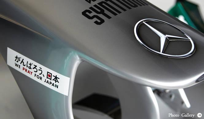 Fomura1/Indy Car Series 世界のモータースポーツも日本を支援!