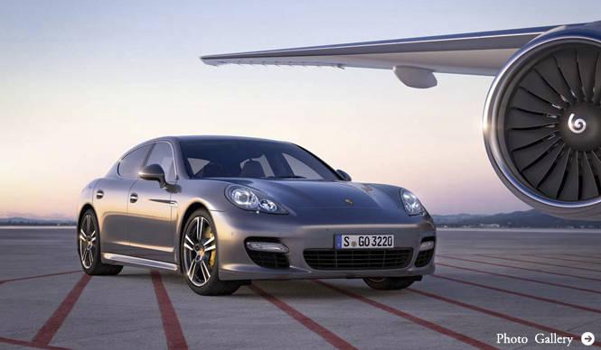 Porsche Panamera turbo S|ポルシェ パナメーラ ターボS あらたな旗艦モデル