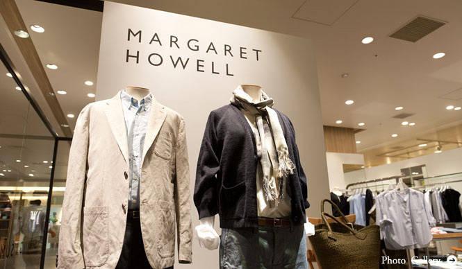 MARGARET HOWELL|メンズのニューショップが今春、続ぞくオープン!