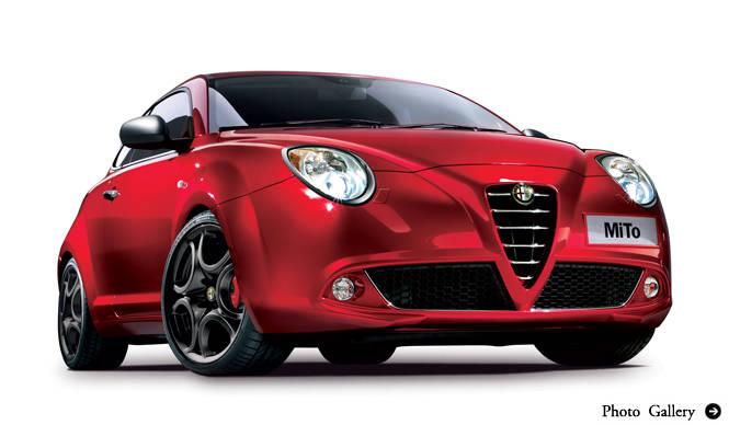 Alfa Romeo MiTo Special Edition|アルファ ロメオ ミト スペシャルエディション