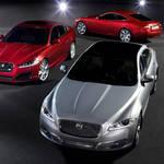 Jaguar|ジャガー 3車種の2012年モデルを発表