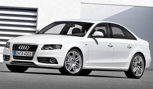 Audi A4|アウディ A4 エコカー減税車となったエントリーモデル