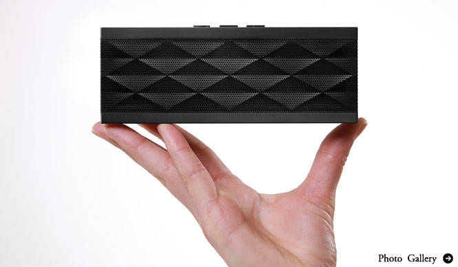 Trinity|Bluetooth超軽量スピーカー「Jawbone JAMBOX」