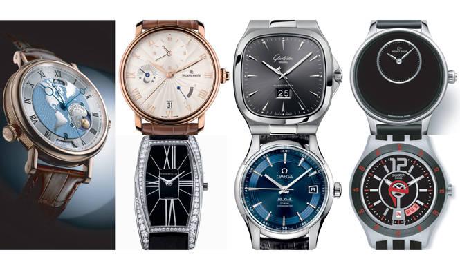 2011年新作時計展|バーゼルの新作ウォッチが集結!