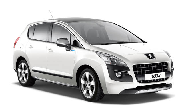 Peugeot 3008 OXYGO│プジョー 3008 オキシゴ 上陸1周年 特別仕様