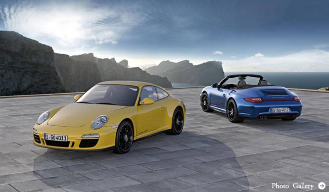 PORSCHE 911 Carrera 4 GTS│ポルシェ 911 カレラ 4 GTS カレラのトップモデル
