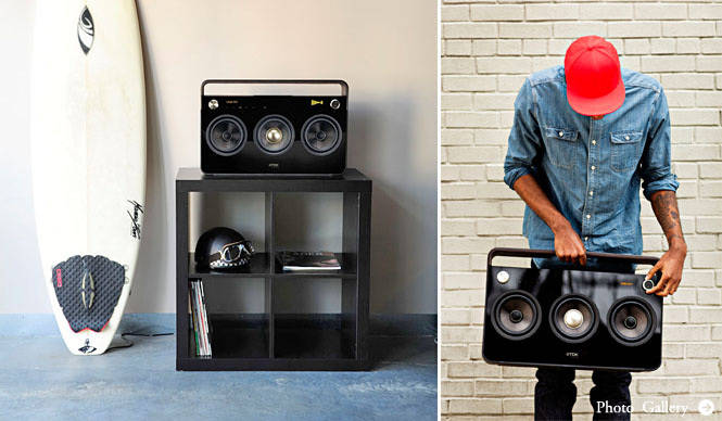 TDK Life on Record|ハイスペックスピーカー「Boombox」
