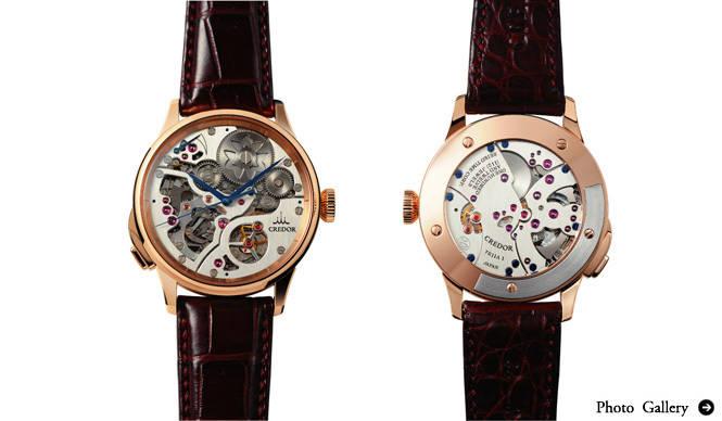 セイコー|130年の歴史と技術、時計づくりへの情熱が結晶 国産初のミニッツリピーターが満を持して登場|SEIKO